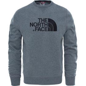 The North Face Drew Peak Crew longsleeve Heren, tnf medium grey heather